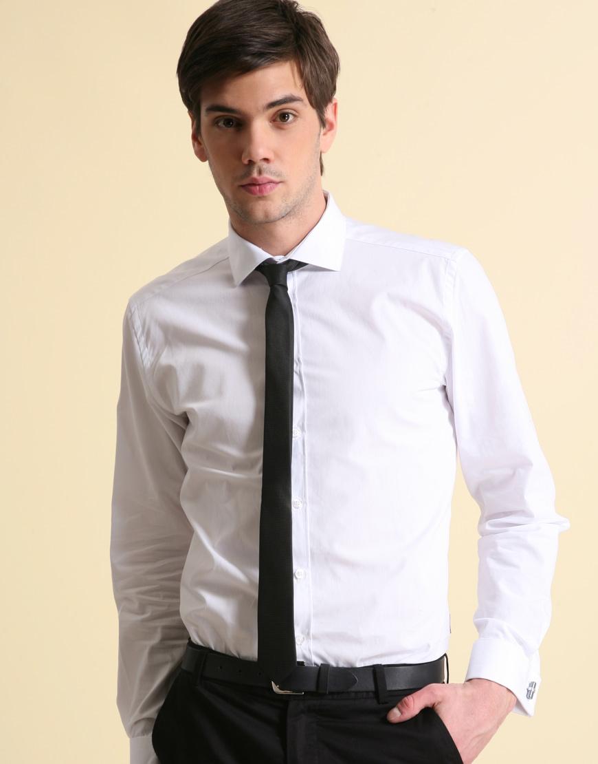 sélection premium 23b7d 31c8f Chemise cravate homme, j'adore ce style vestimentaire !